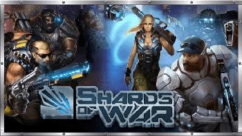Клиентская игра Shards of War