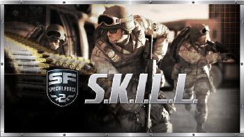 Клиентская игра S.K.I.L.L