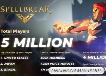 компьютерная игра Spellbreak