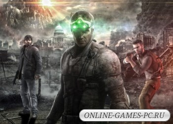 онлайн экшен Splinter Cell