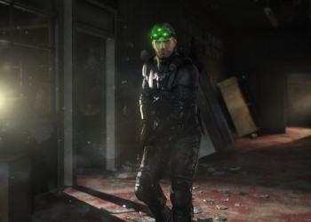 Компьютерная игра Splinter Cell находится в разработке