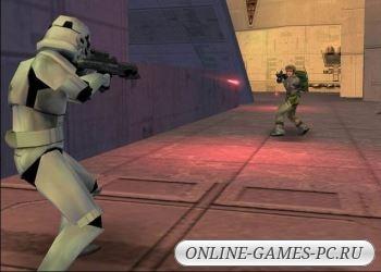 компьютерная игра Star Wars Battlefront