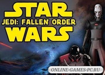 космическая игра Star Wars Jedi Fallen Order