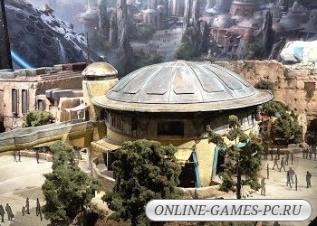 игра приключение Star Wars Tales From The Galaxy's Edge