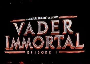 космическая игра Star Wars Vader Immortal