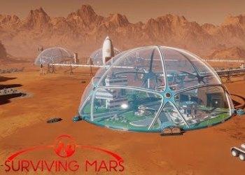 Расширение экономической стратегии Surviving Mars вводит терраформирование