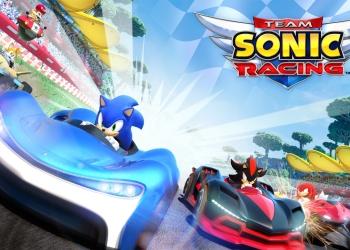 Team Sonic Racing показали типы персонажей за день перед релизом