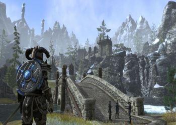 Компьютерная онлайн игра The Elder Scrolls Online