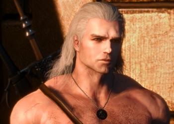 Модификация для The Witcher 3 позволяет вам пройти игру Генри Кавиллом
