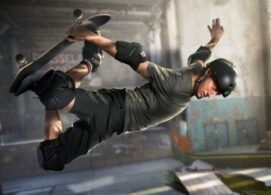 В игре Tony Hawk's Pro Skater 1 + 2 придется играть за дедов-скейтеров