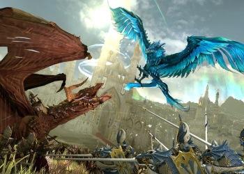 Трейлер пошаговой стратегии Total War: Warhammer 2