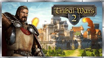 Браузерная игра Tribal Wars 2