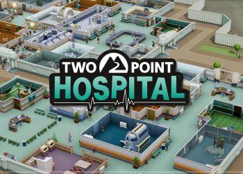 Компьютерная игра экономический симулятор Two Point Hospital