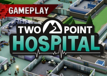 В свежем DLC для Two Point Hospital придется лечить внеземные цивилизации