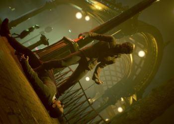 компьютерная игра Vampire The Masquerade Bloodlines 2