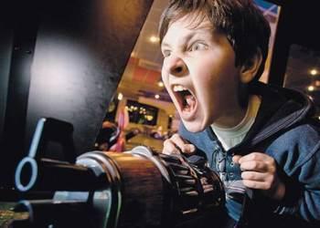 Влияние компьютерных игр на психику детей