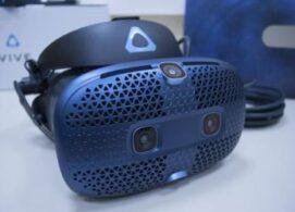 HTC показали новые VR-шлемы линейки Vive Cosmos
