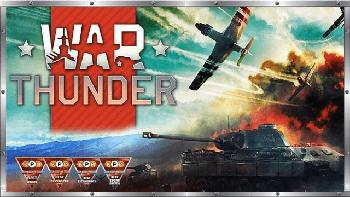 Клиентская игра War Thunder