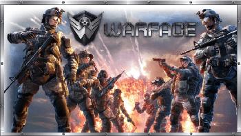 Клиентская игра Warface