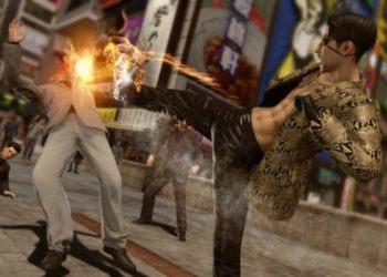 Экшен-приключение Yakuza Kiwami 2 получила рейтинг для ПК